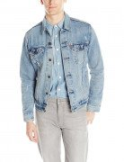 Levi's Men's The Trucker Jacket Queen